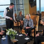 luxury retirement dining