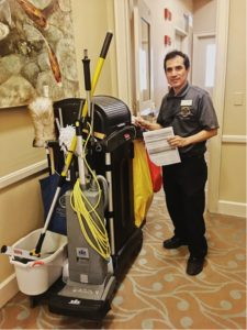 housekeeping services The Clare